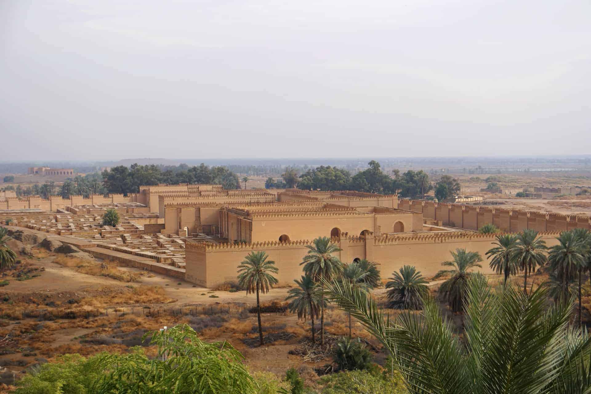 Ancient City of Babylon