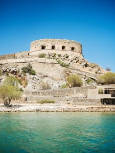 The venetian fortress built approx. in the 16th century