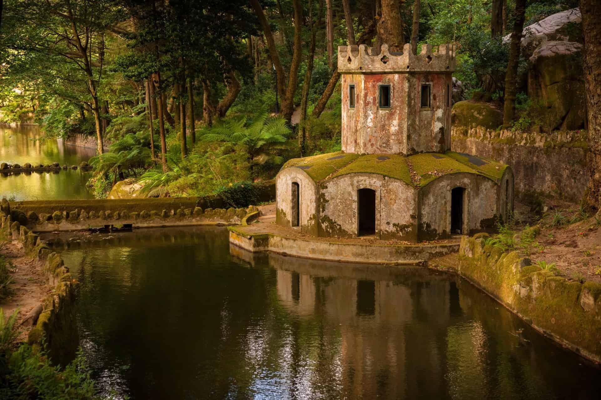 lisbon Pena Palace Sintra
