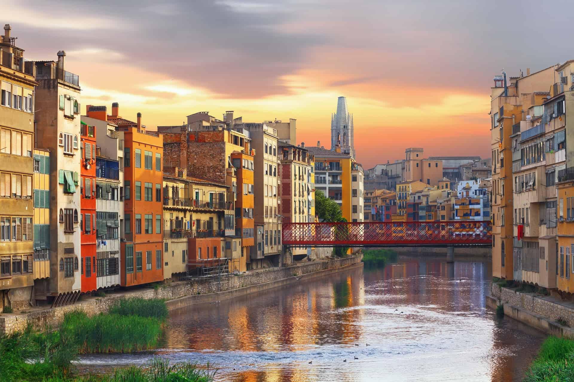 Barcelona Spain Girona