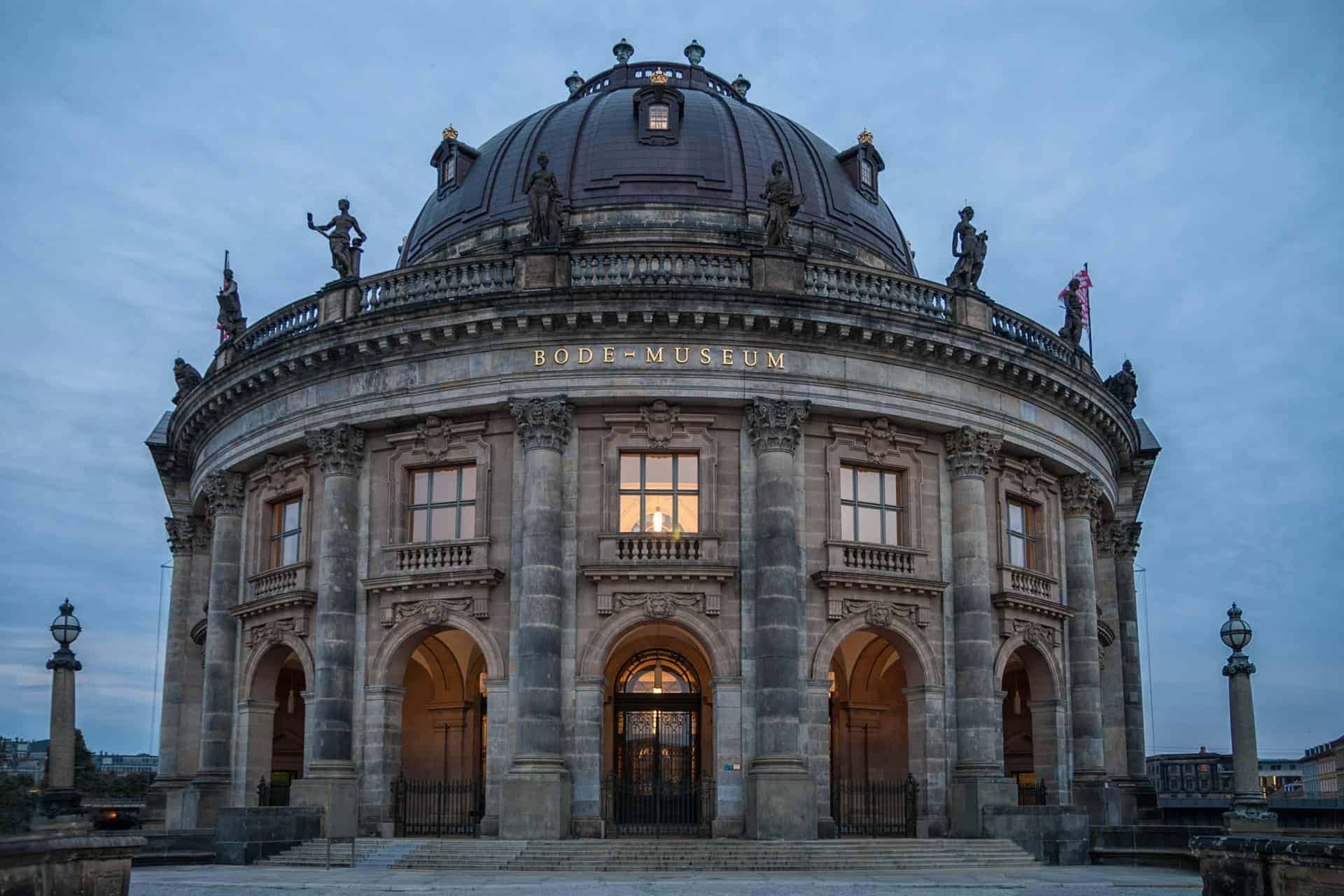 Bode Museum on Berlin's Museum Island