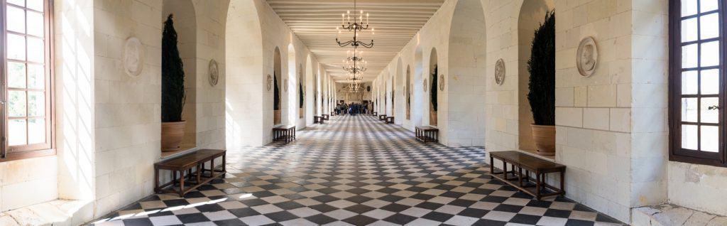 Château de Chenonceau interior