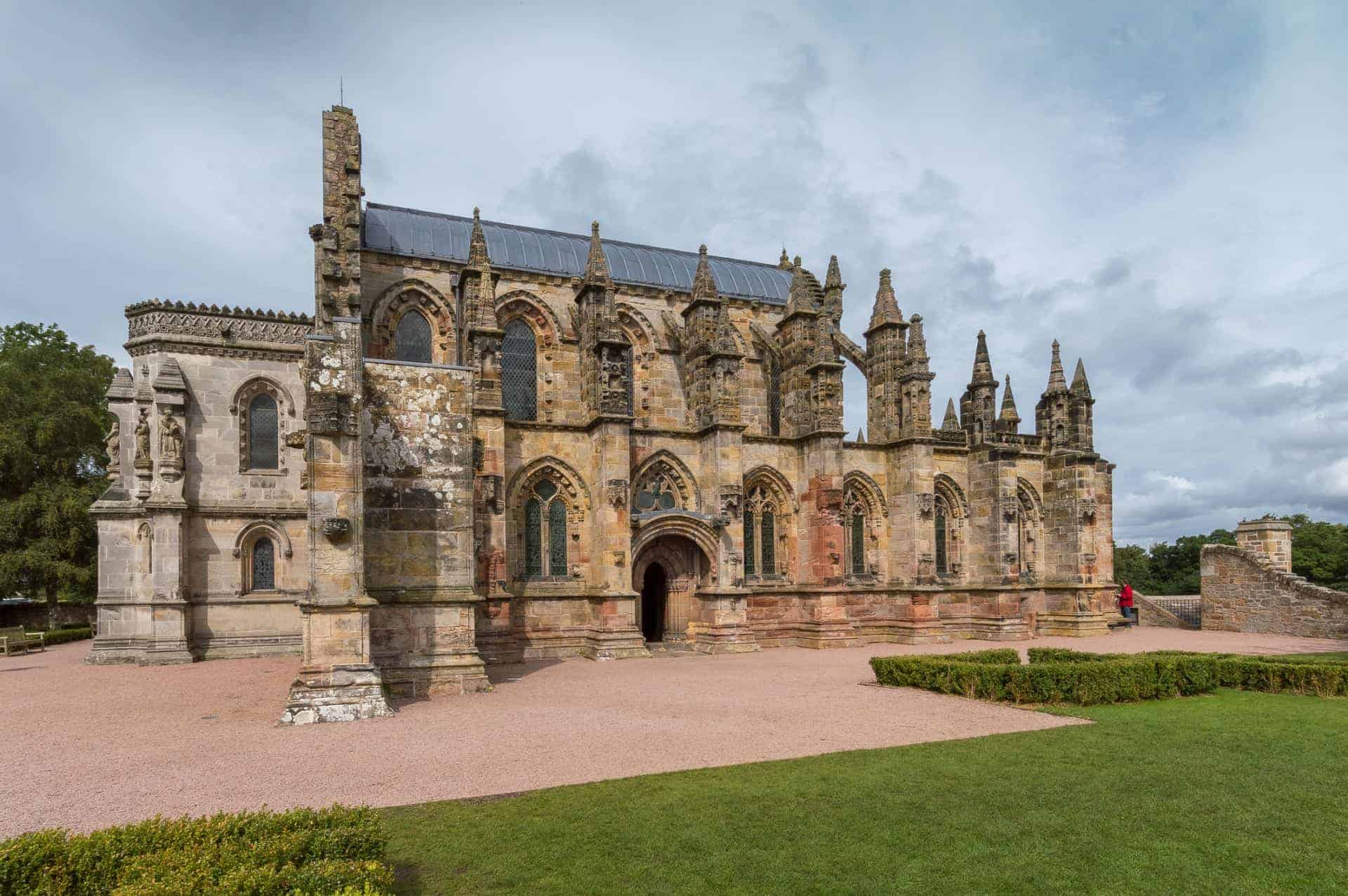 Rossly Chapel Edinburgh