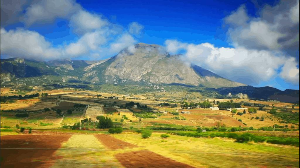 Island of Sicily