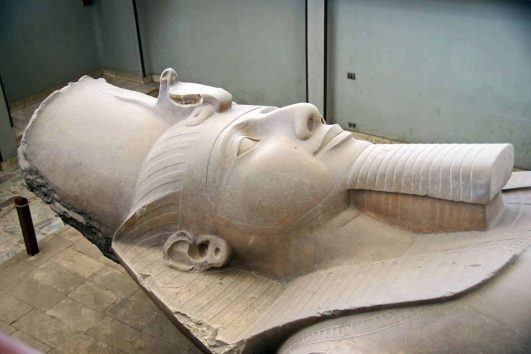 Egyptian linen treasures
