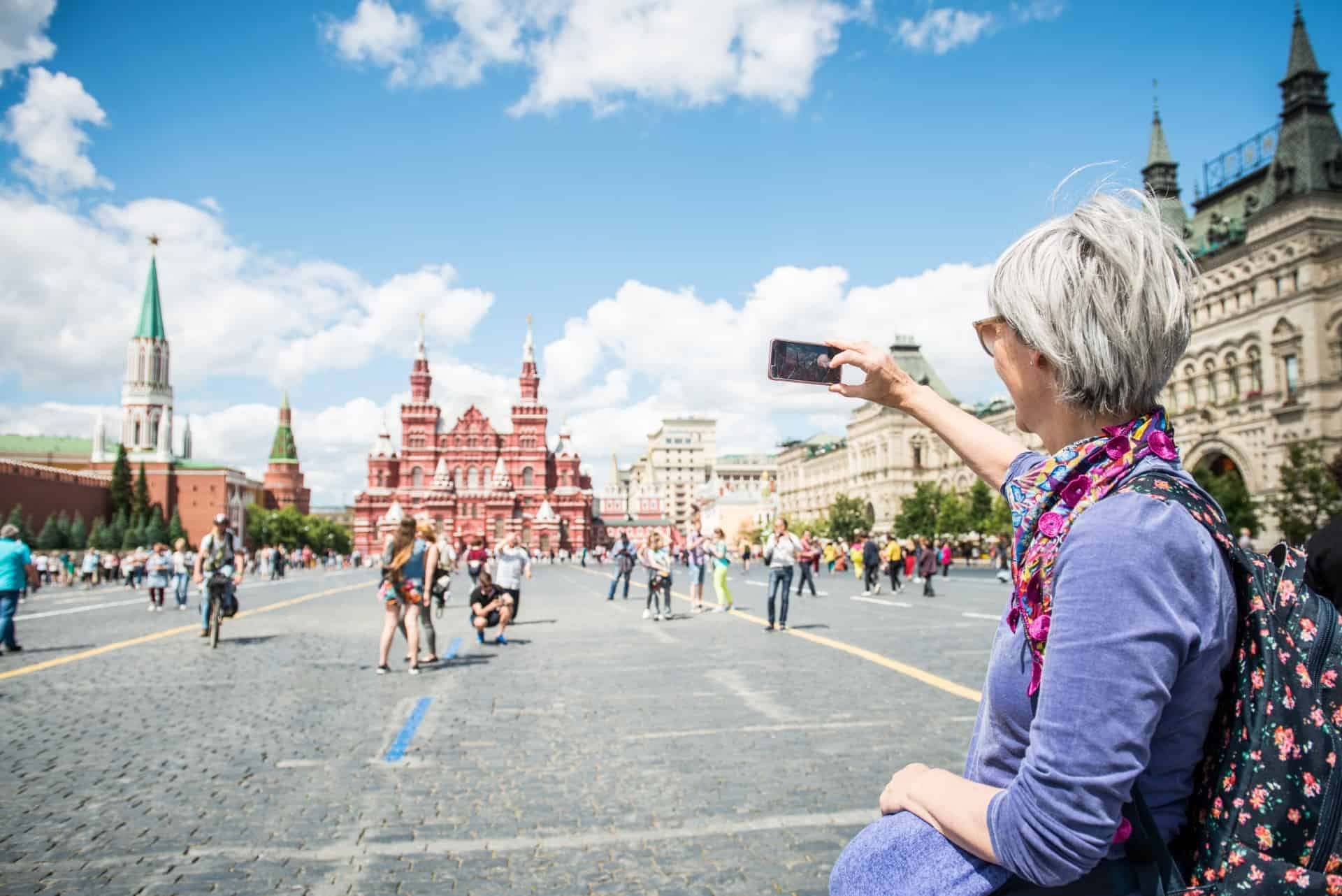 Russia tours