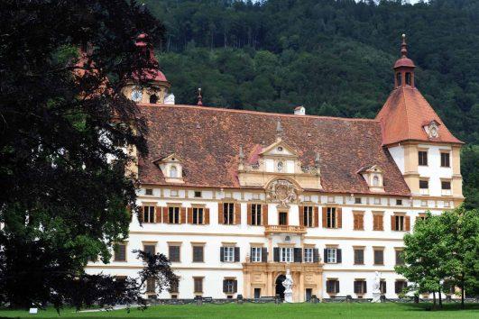 Eggenberg Palace in Graz