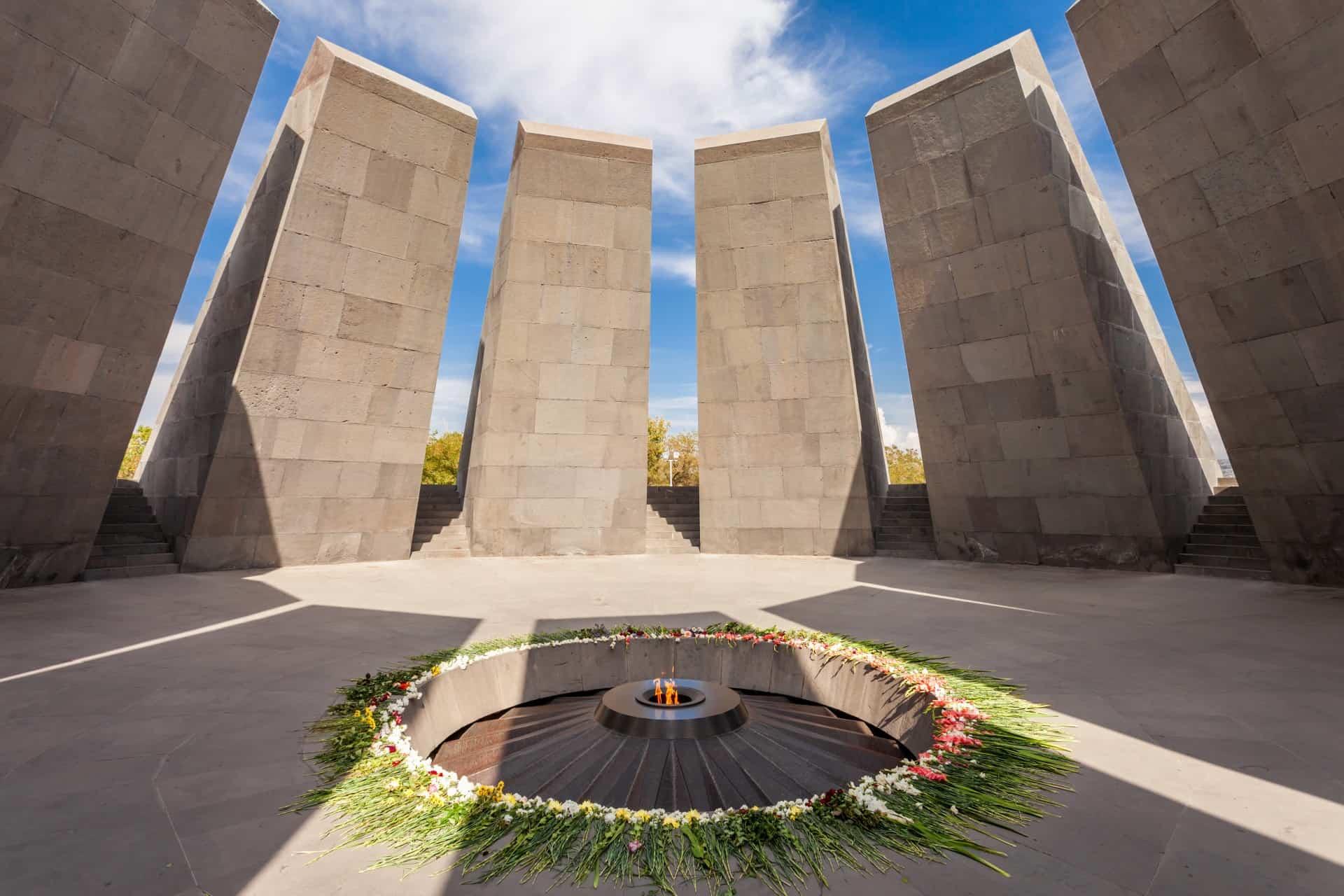 Tsitsernakaberd Memorial Complex, Armenia