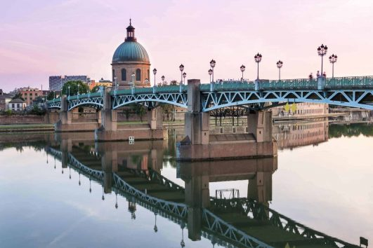 Southwest France: Along the Canal du Midi