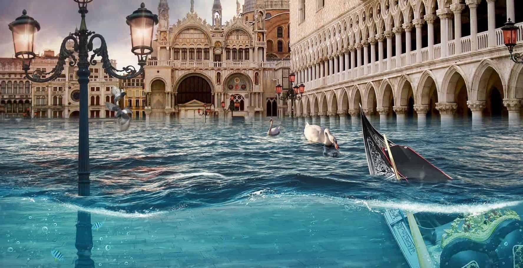 Mediterranean World Heritage Sites threatened