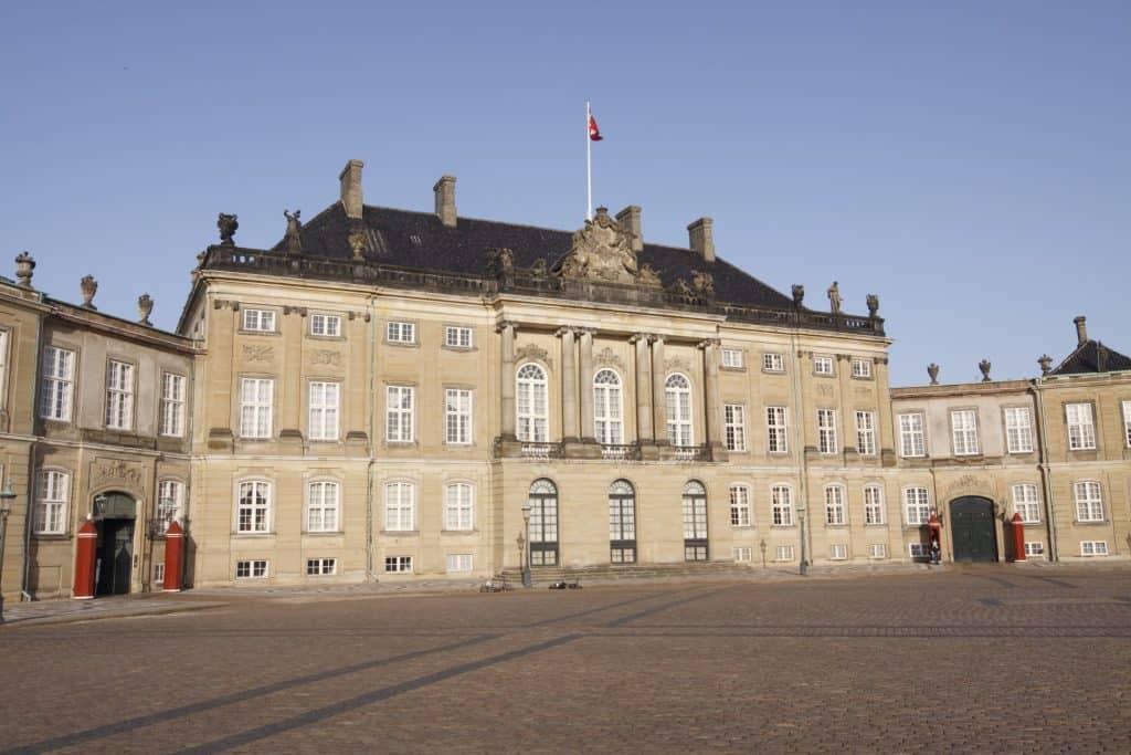 Amalienborg Palace Denmark