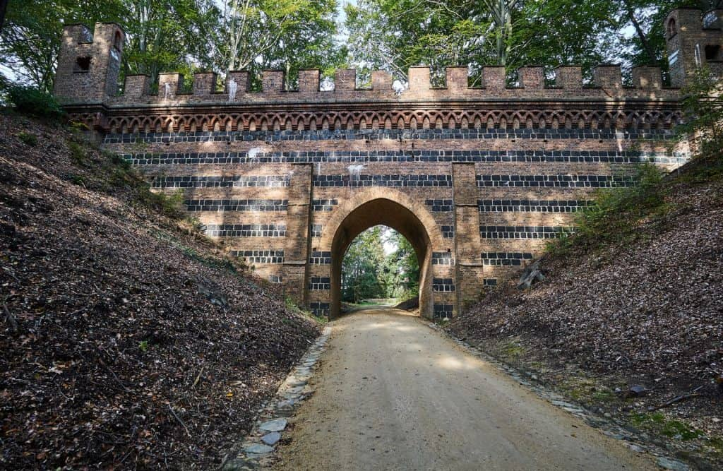 park Muskauer in Poland