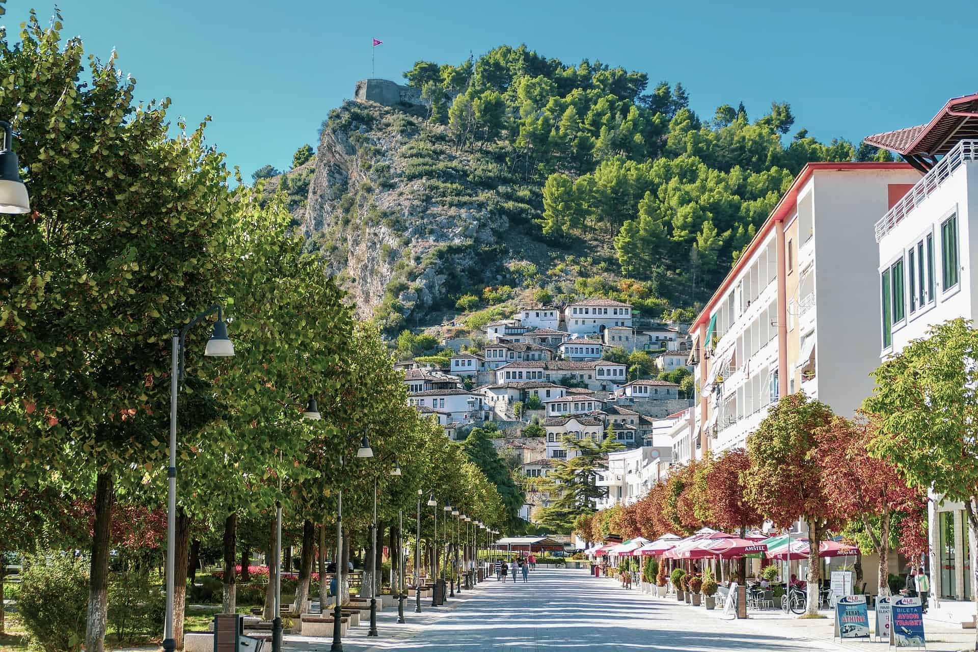 Uncovering Albania