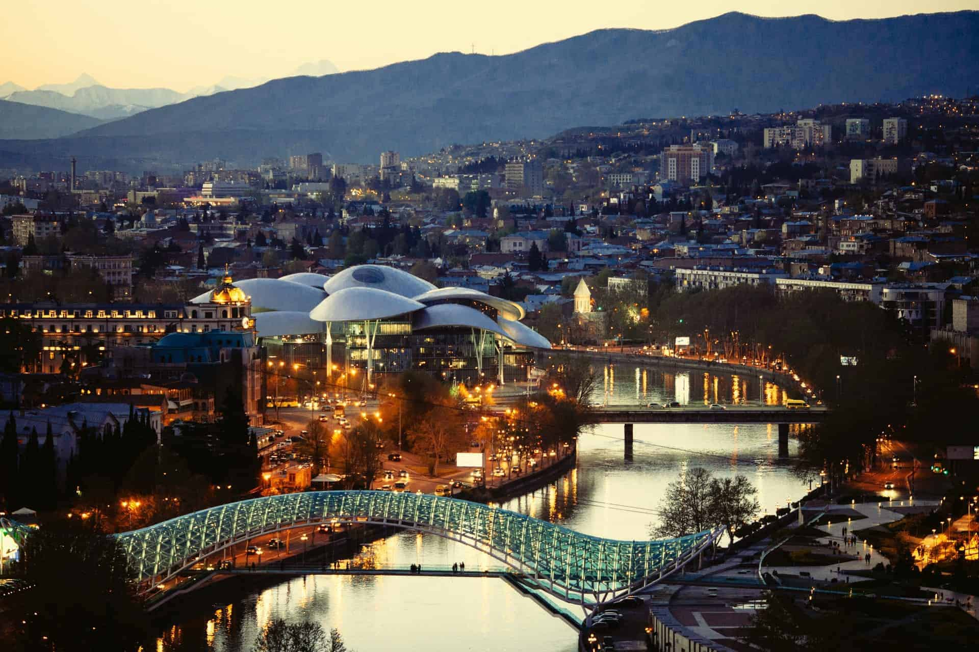 What To Do In Tbilisi Georgia