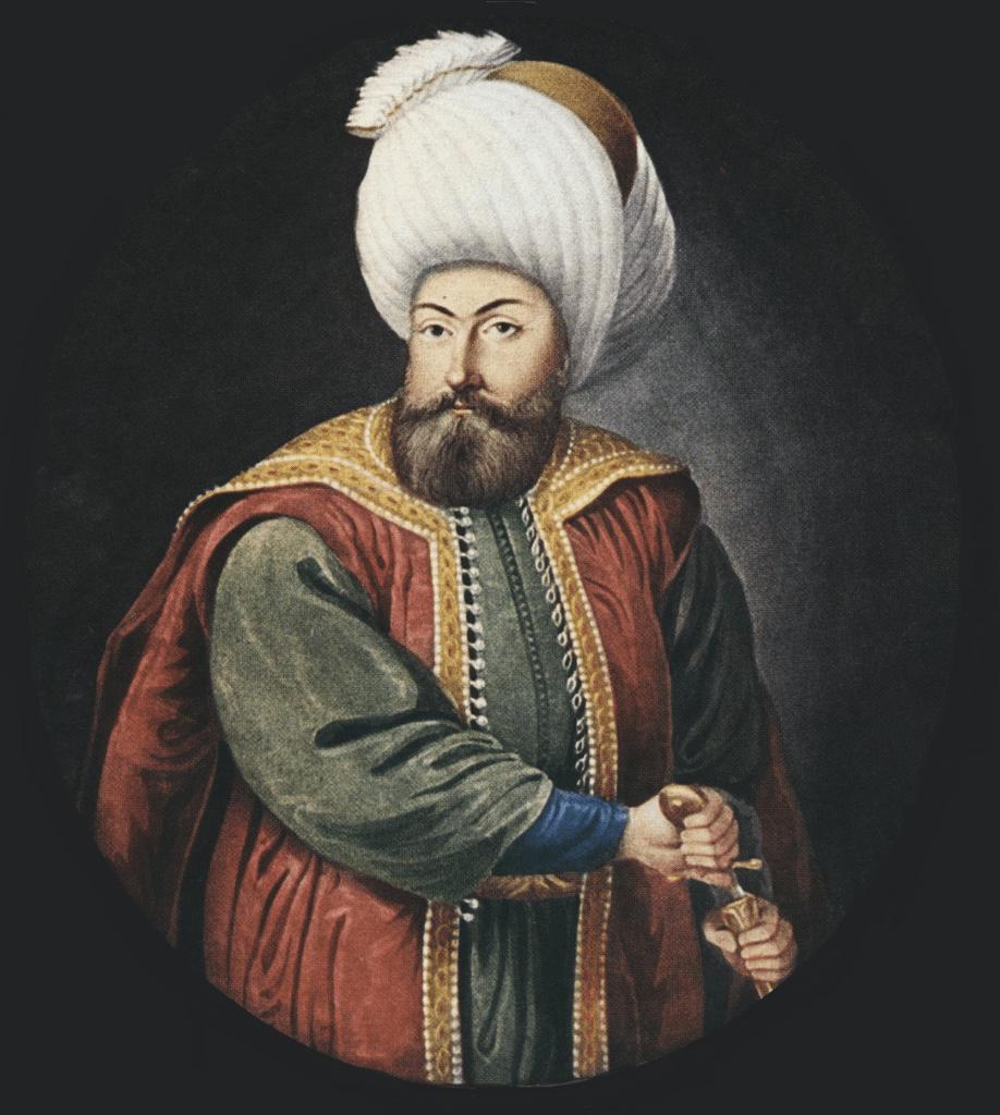 Osman I Istanbul