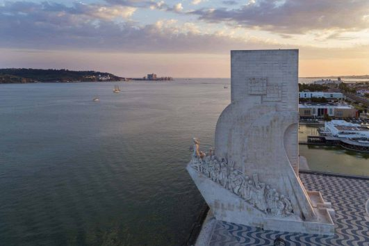Lisbon- monument ot discovery