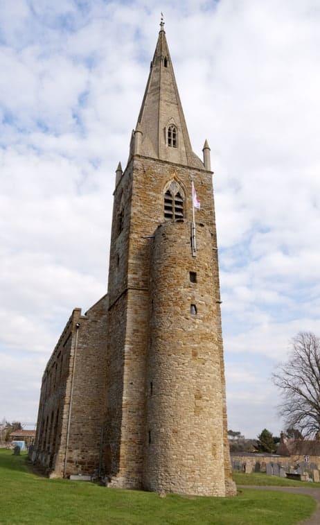 Brixworth All Saints Church