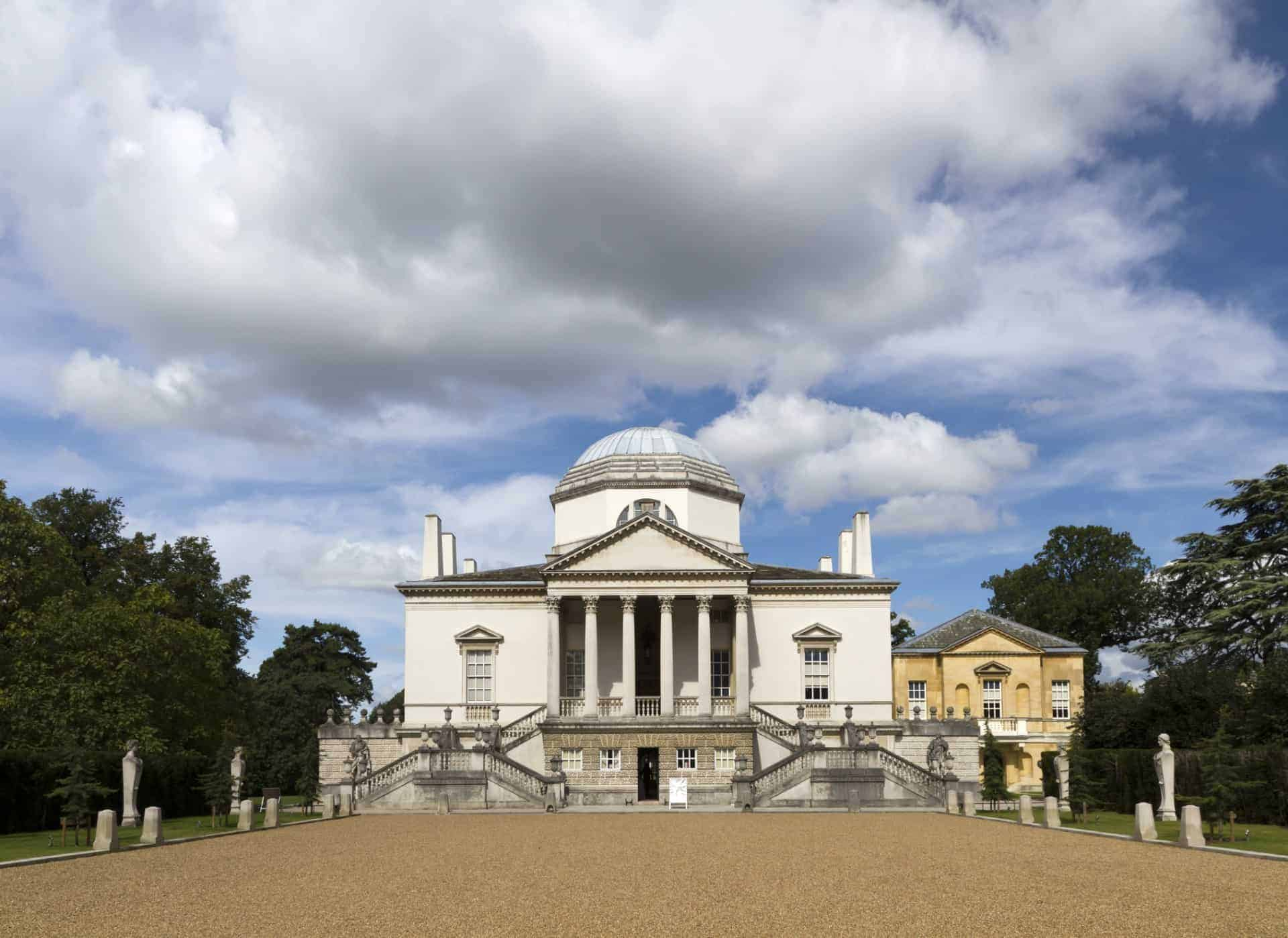 Chiswick House in London