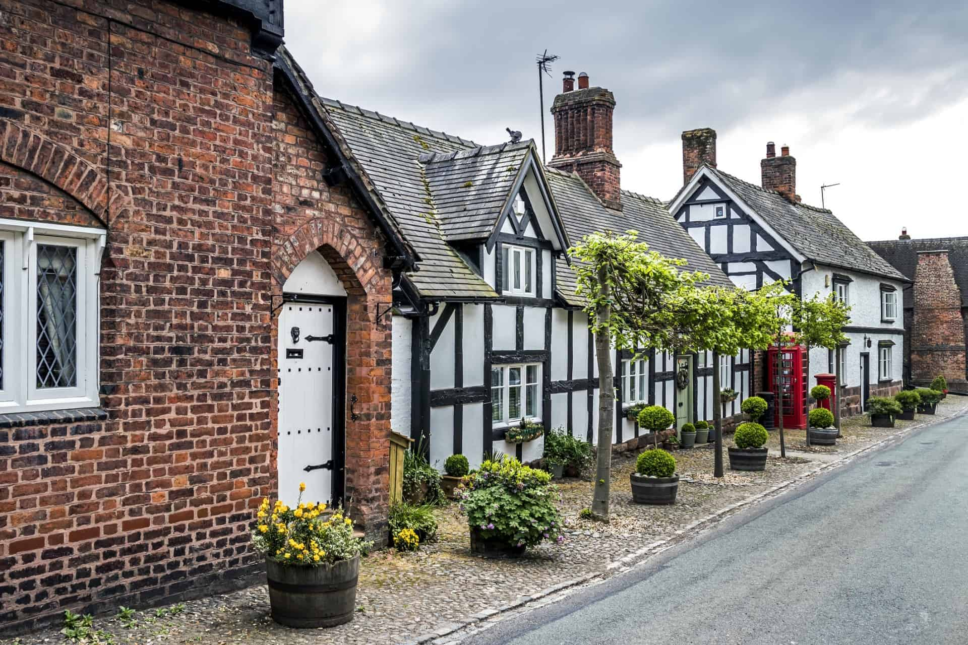 Cottages in Cheshire