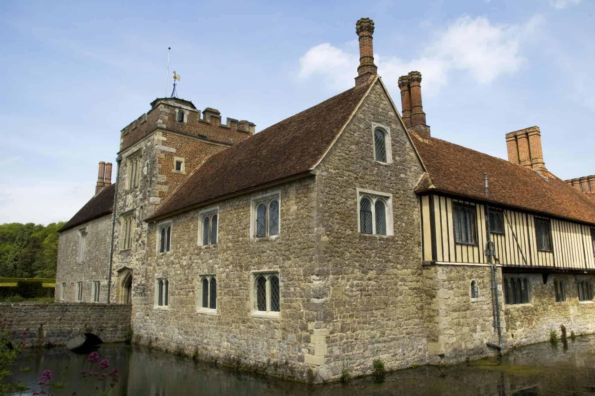 Ightham Mote, Kent, England