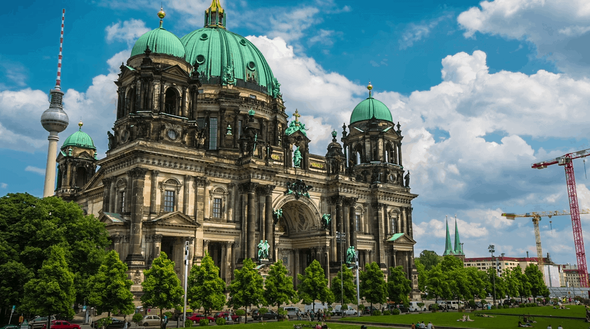 Must see sites in Berlin