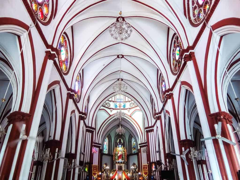 Catholic Church in Pondicherry