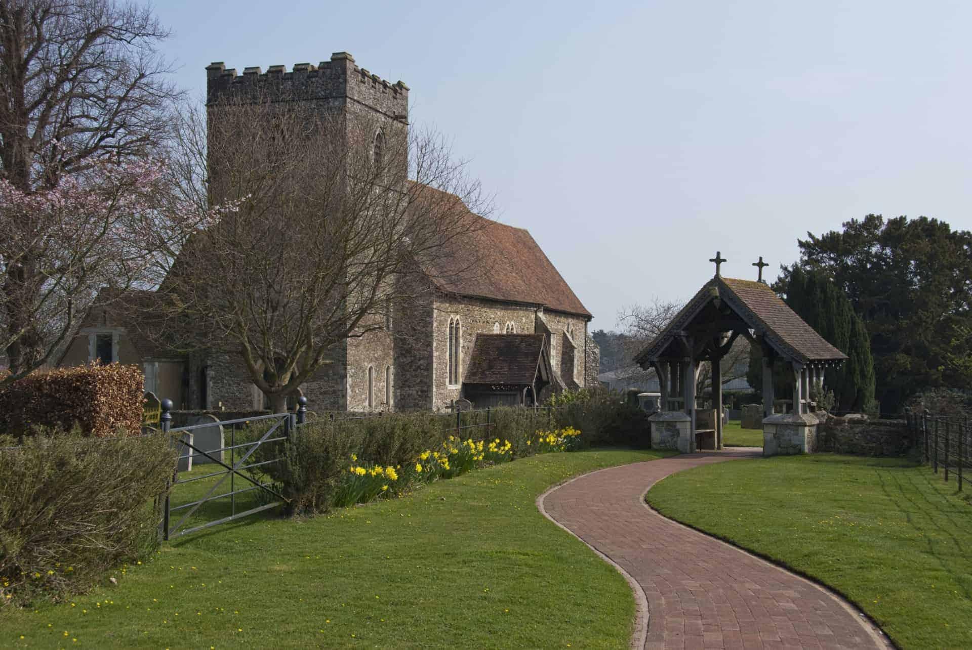 Saltwood Church