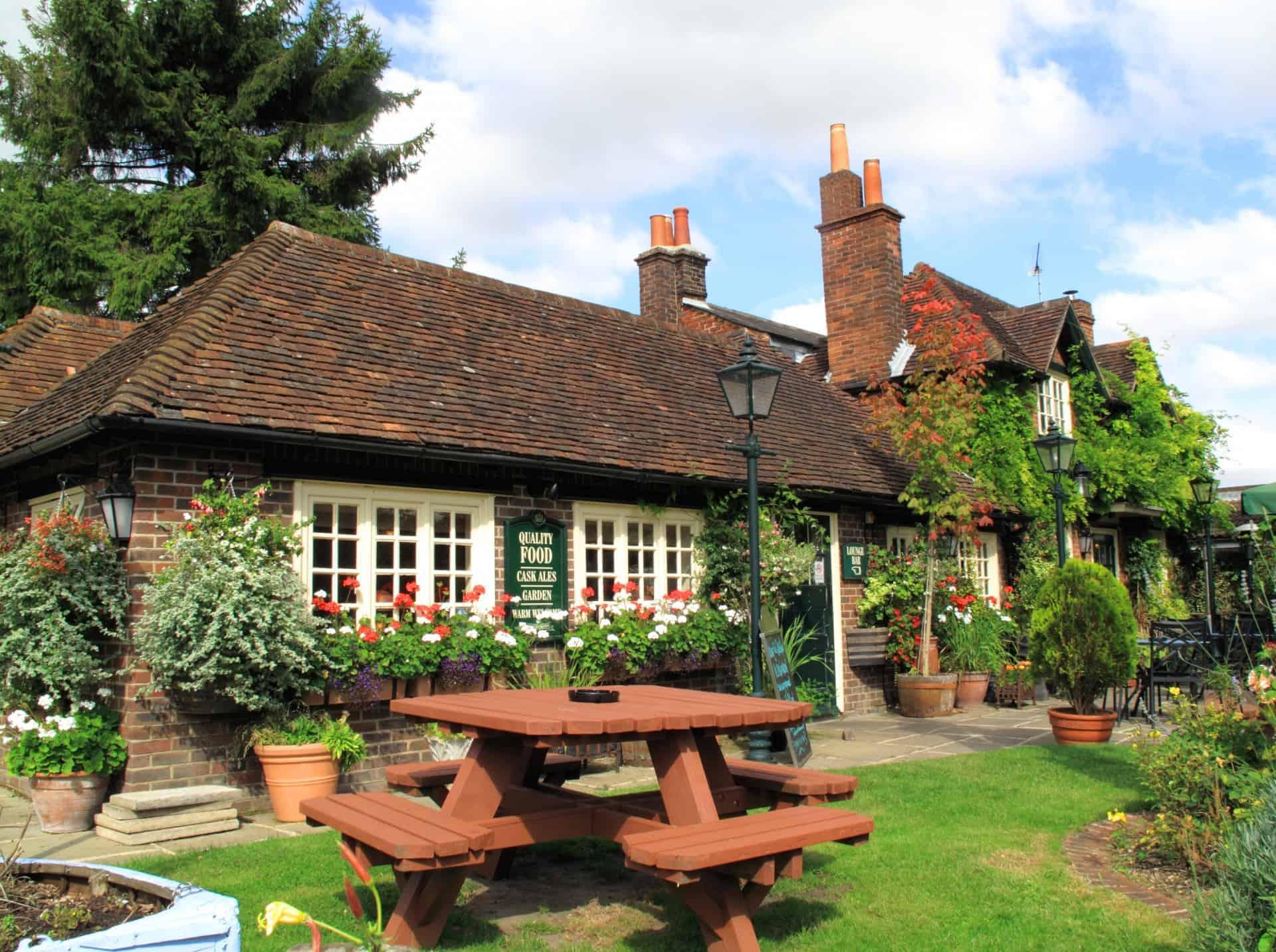 Village Pub Winchester