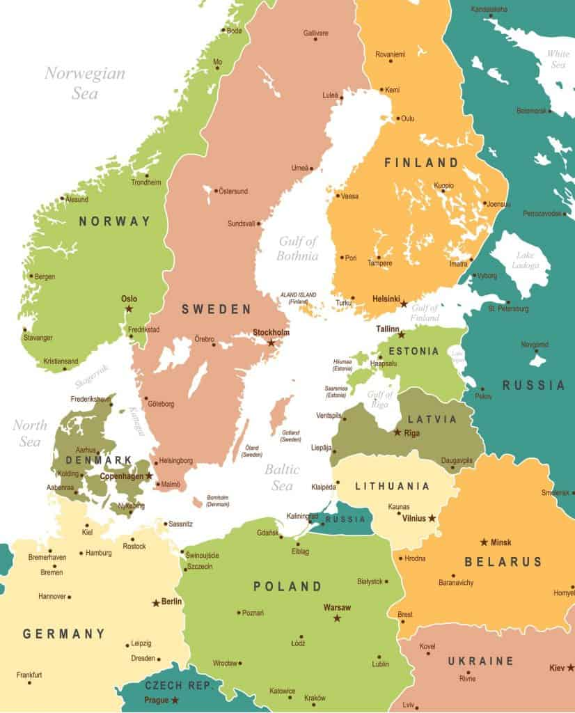 Baltic states history | Definitive Guide (2019) for Seniors ...