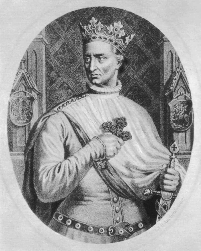King of Poland.