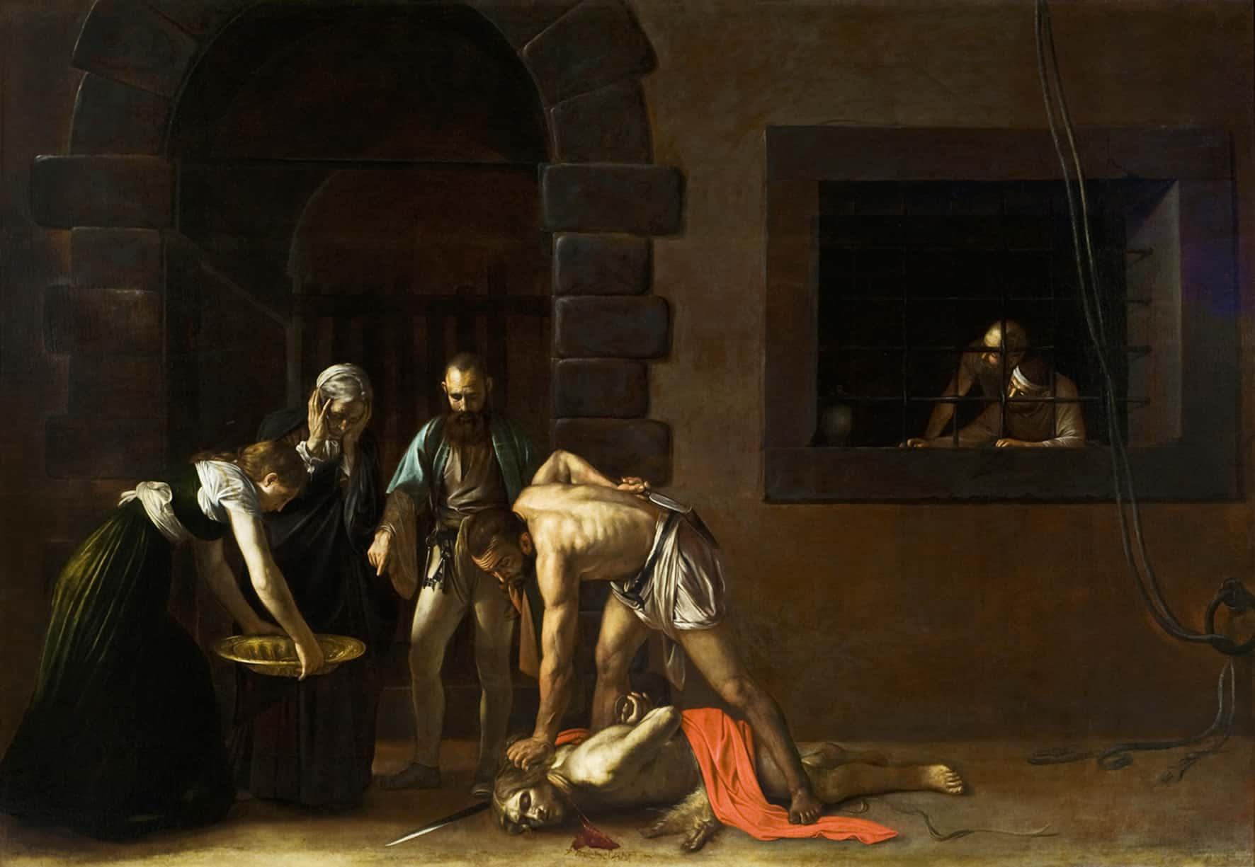 The Beheading of St John the Baptist