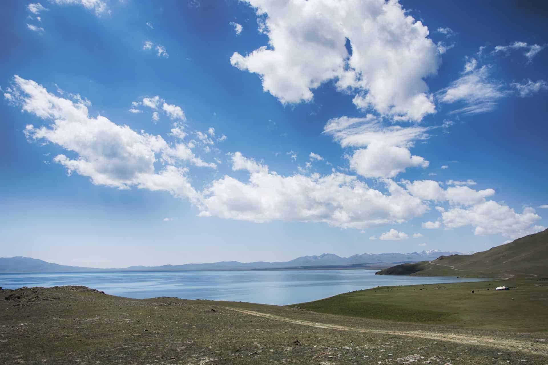 Son Kul Lake Kyrgyzstan