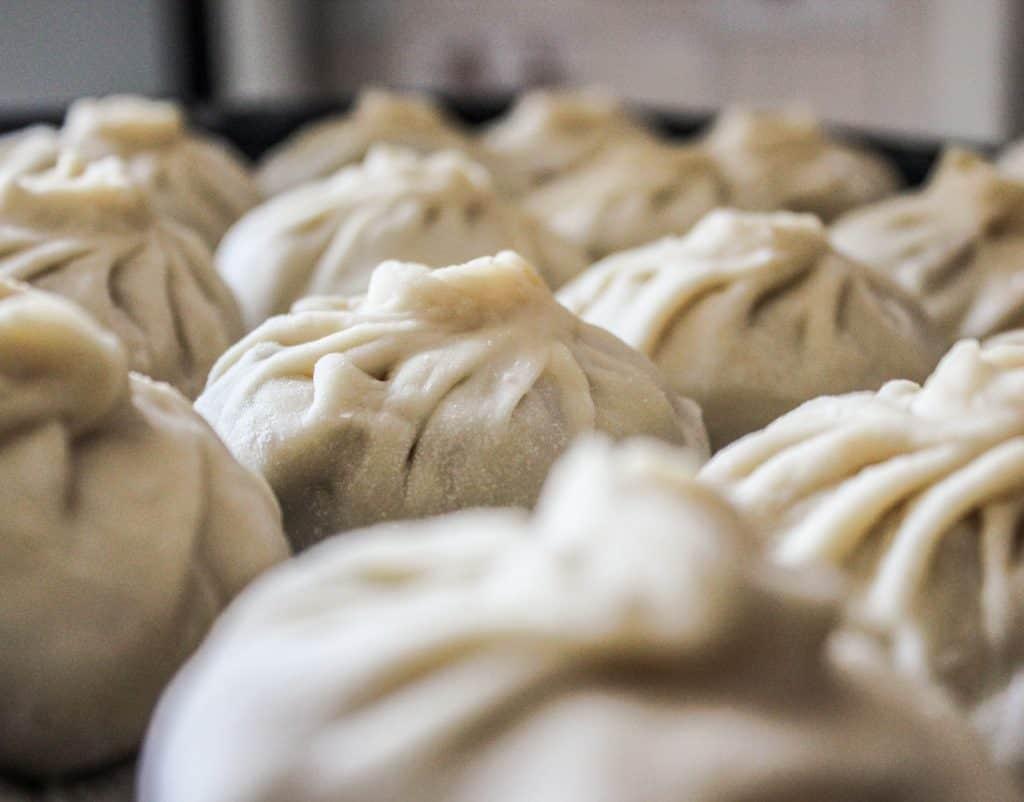 mongolian dumplings