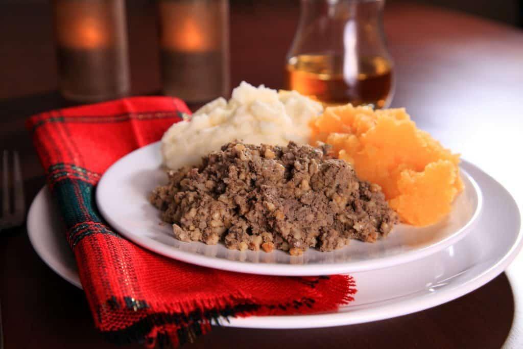 Haggis Scotland