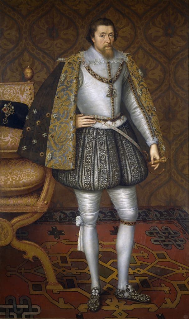James VI of Scotland and James I of England