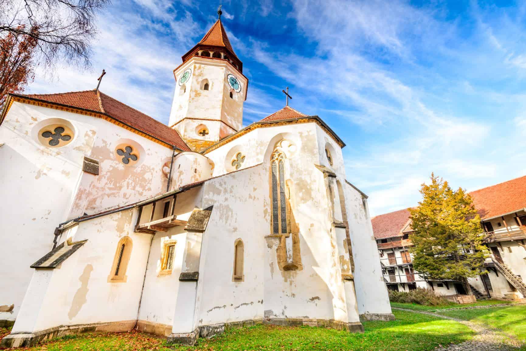 Prejmer Fortified Church Romania