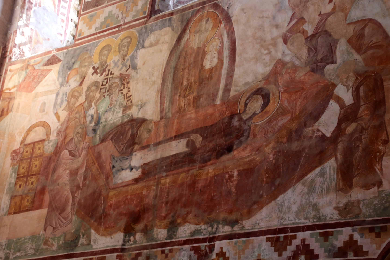 Sveti-Tskhoveli Interior
