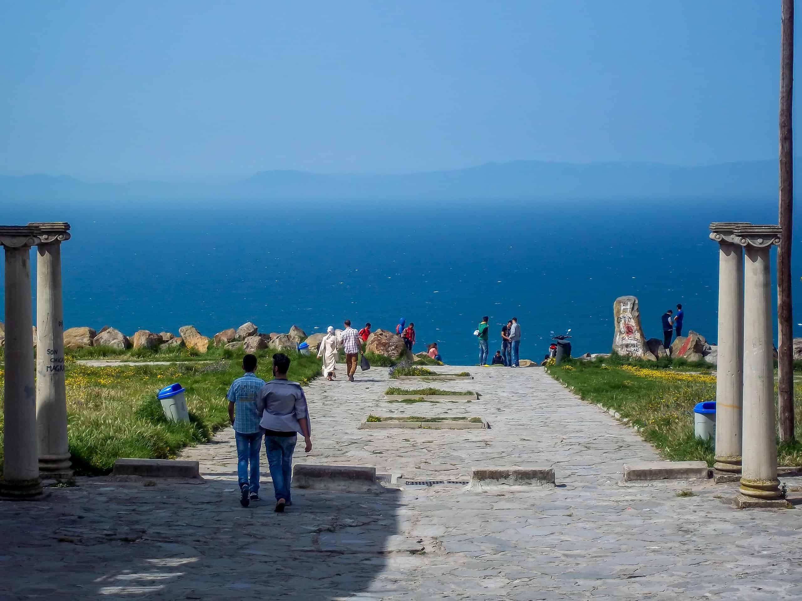 The Roman Tombs of Tangier