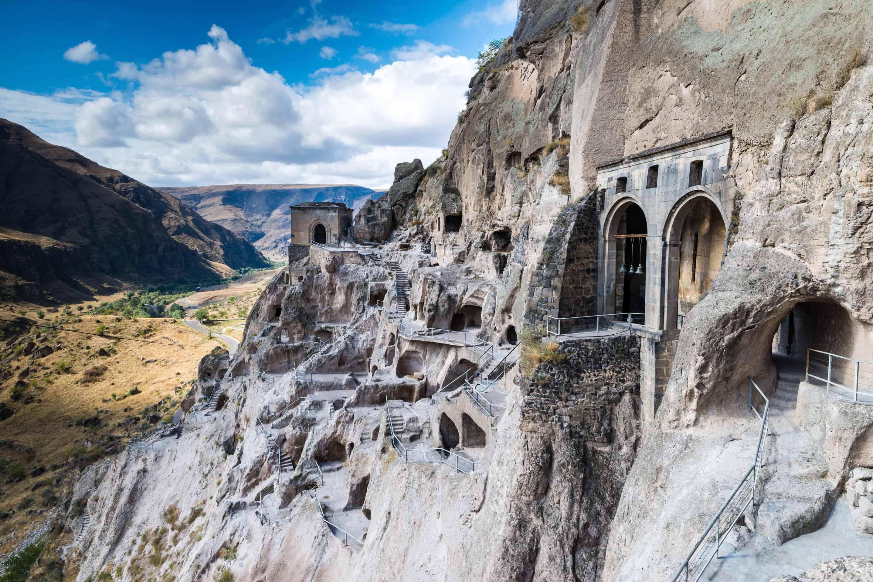 Vardzia Monastery, Georgia