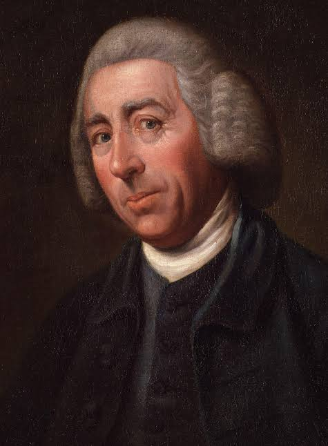A painting of Lancelot 'Capability' Brown