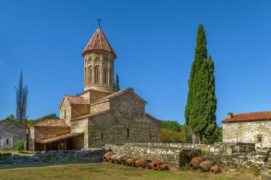 Ikalto monastery, Georgia