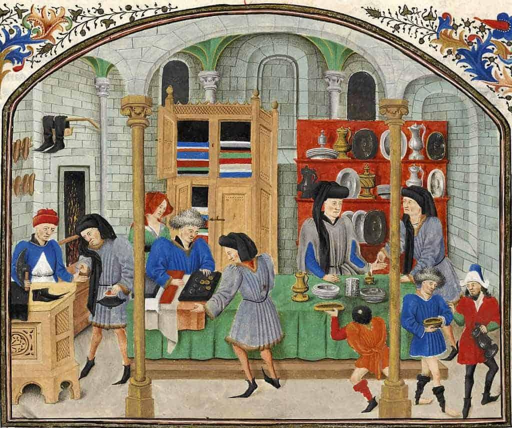 14th Century Market