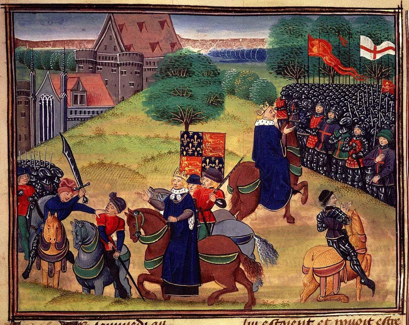 peasants revolt