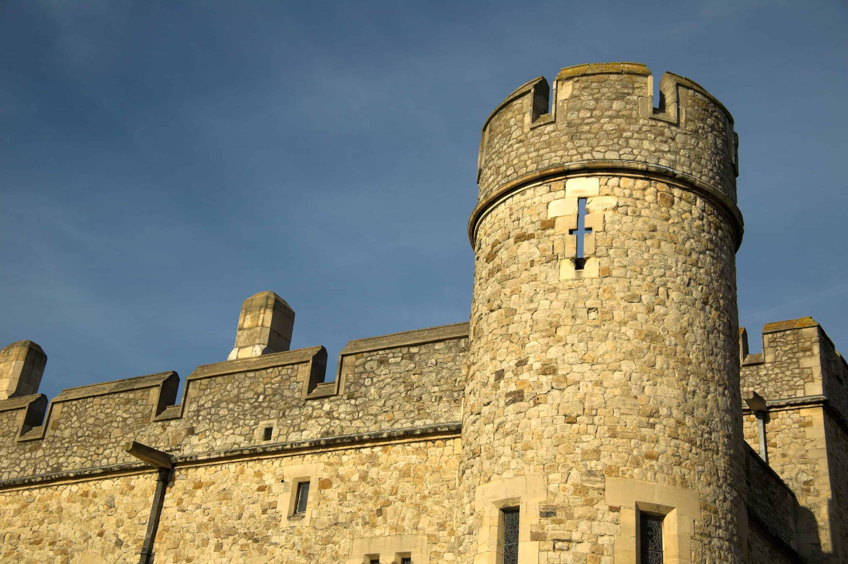 St Thomas's Tower
