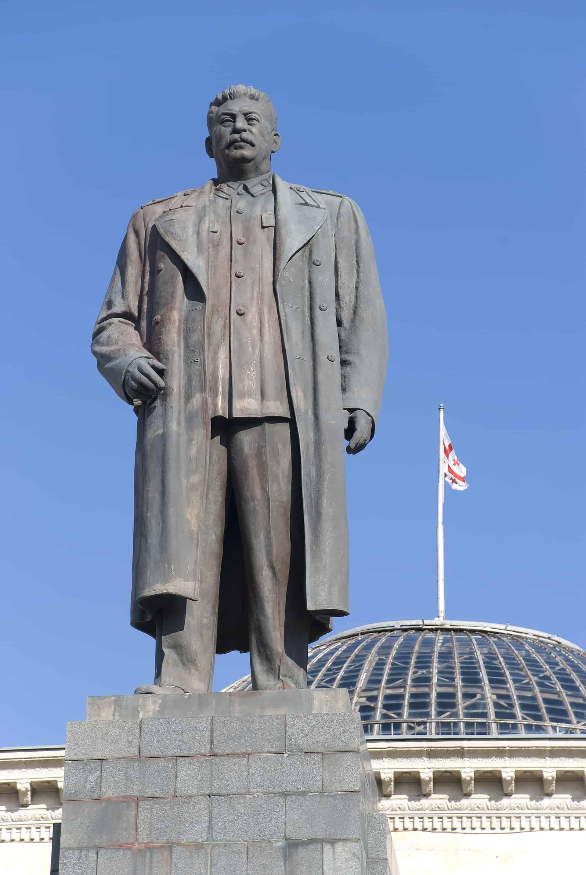 Stalin statue, Gori.
