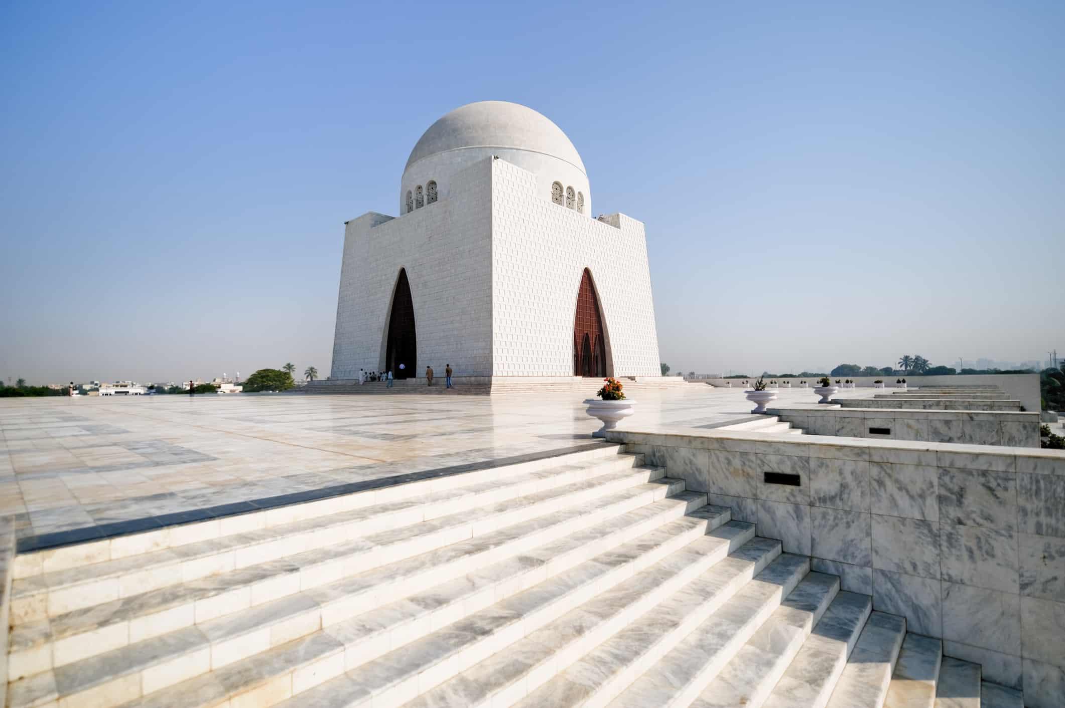 Jinnah Mausoleum Pakistan