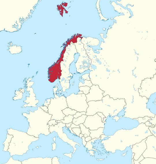 Norway and Svalbard