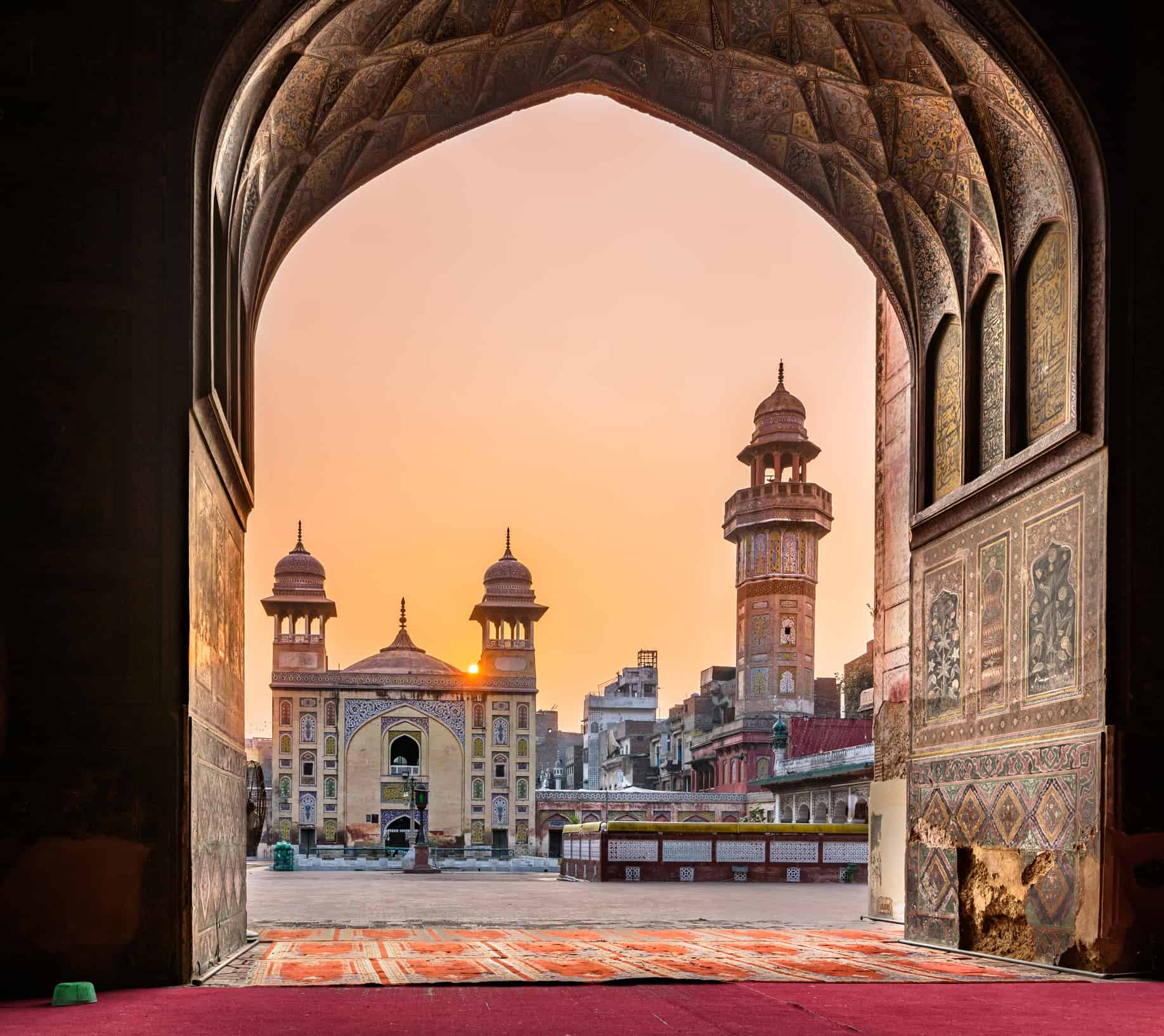 Wazir Khan Mosque Lahore Pakistan