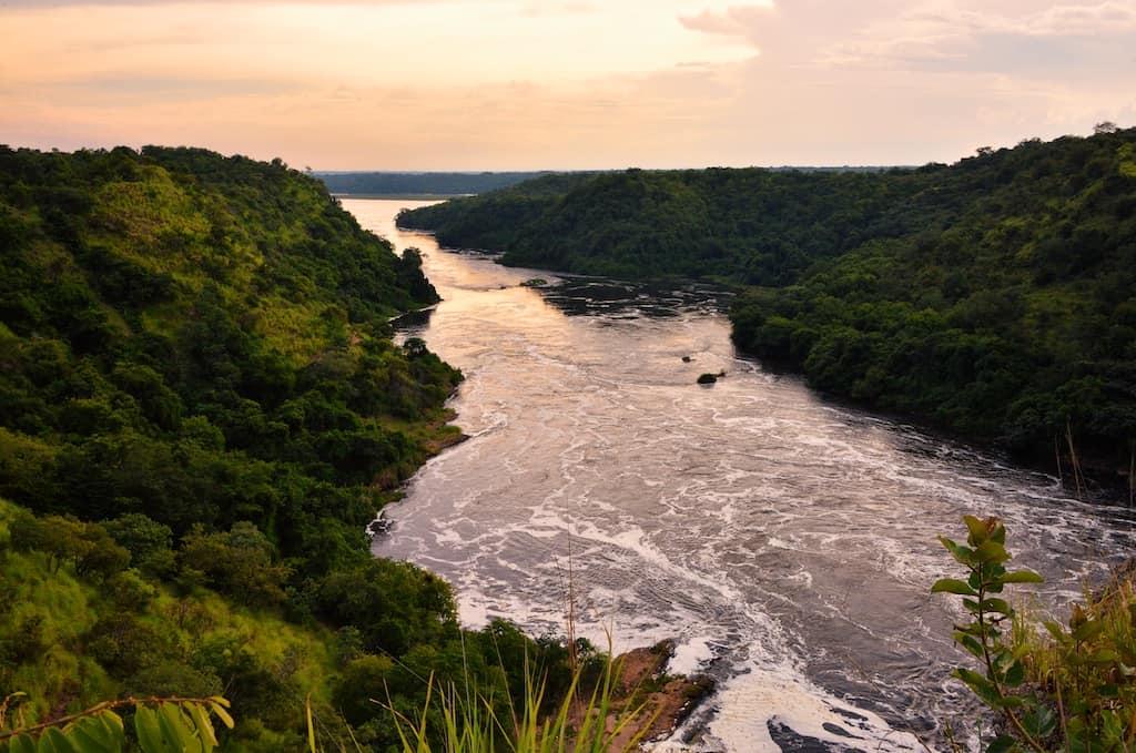 The Nile in Uganda