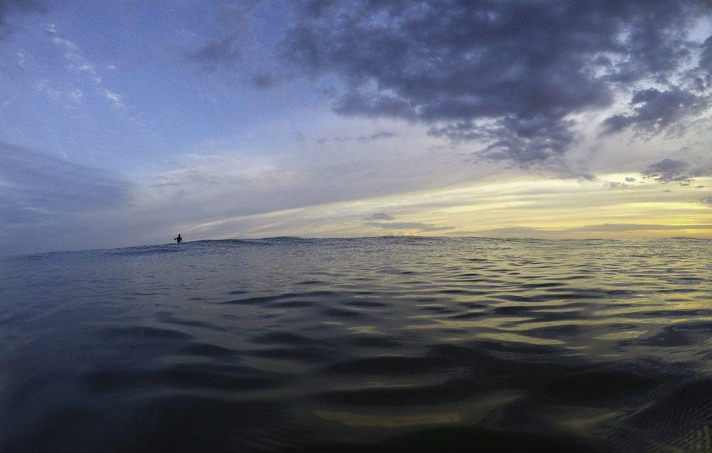 Atlantic Ocean - Punta del Este, Maldonado, Uruguay
